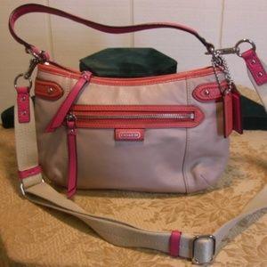 Coach Daisy Sand/Multicolor Special Crossbody Bag